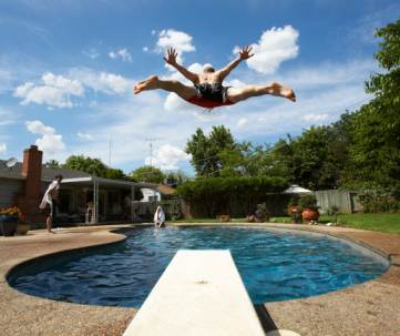 Stay Cool This Summer with a Low Cost Swimming Pool Loan |
